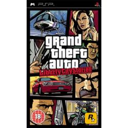 Grand Theft Auto Liberty City Stories [ENG] (Używana) PSP
