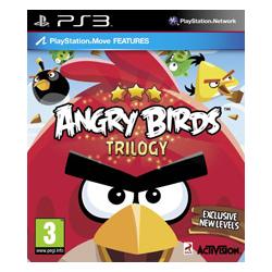 ANGRY BIRDS  TRILOGY  [ENG] (Używana) PS3