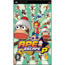 Ape Escape P [ENG] (Używana) PSP