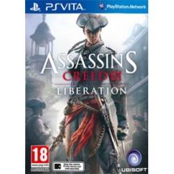 Assassin's Creed III Liberation [ENG] (Używana) PSV