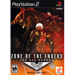 Zone of the Enders: The 2nd Runner  [ENG] (Używana) PS2