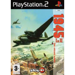 1945 I and II The Arcade Games(Platinum)[ENG] (Używana) PS2