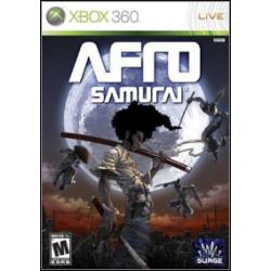 Afro Samurai [ENG] (Używana) x360