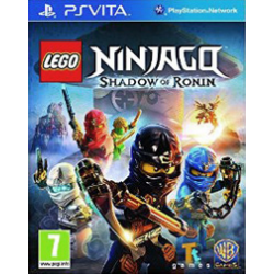 LEGO Ninjago Shadow of Ronin [ENG] (Nowa) PSV