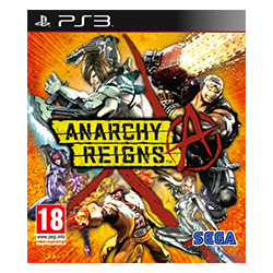 ANARCHY  REIGNS [ENG] (Używana) PS3