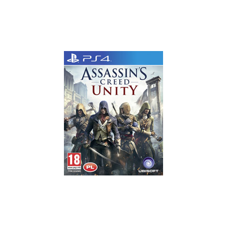 ASSASSIN'S CREED UNITY(Limited Edition)[PL] (Nowa) PS4