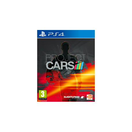 PROJECT  CARS [POL] (Używana) PS4