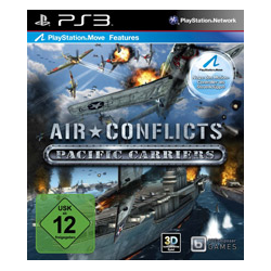 AIR CONFLICTS PACIFIC CARRIERS [ENG] (Używana) PS3