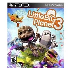 LITTLEBIGPLANET 3 [PL] (Używana) PS3