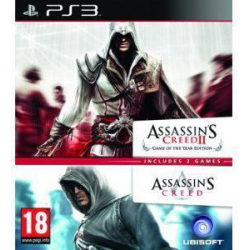 assassin's creed II game of the year edition + assassin's creed [ENG] (Używana) PS3