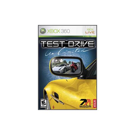 Test Drive Unlimited [ENG] (Używana) x360