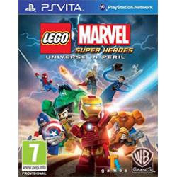 LEGO Marvel Super Heroes [PL] (Używana) PSV