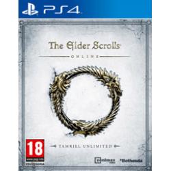 THE ELDER SCROLLS ONLINE TAMRIEL UNLIMITED [ENG] (Nowa) PS4