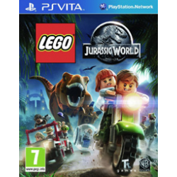 LEGO JURASSIC WORLD [PL] (Nowa)