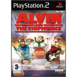 Alvin And The Chipmunks [ENG] (Używana) PS2
