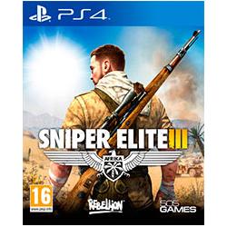 SNIPER ELITE  III AFRIKA [PL] (Używana) PS4