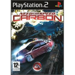 Need for Speed Carbon [PL] (Używana) PS2