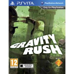 Gravity Rush   (Używana) PSV