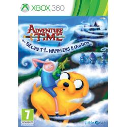 adventure time the secret of the nameless kingdom [ENG] (Używana) x360