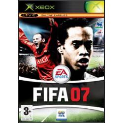 FIFA 07 [ENG] (Używana) XBOX