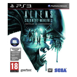 ALIENS  COLONIAL MARINES  [ENG] (Nowa) PS3