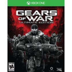 Gears of War Ultimate Edition [PL] (Używana) xONE