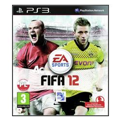 FIFA 12 [PL] (Używana) PS3