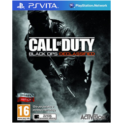 Call of Duty Black Ops Declassified [PL] (Używana) PSV
