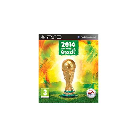 2014 FIFA WORLD CUP BRAZIL  [ENG] (Używana) PS3