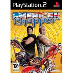 American Chopper (ENG) (używana) (PS2)