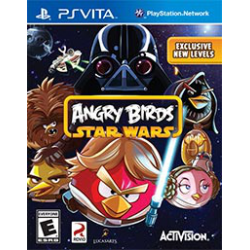 Angry Birds Star Wars [ENG] (nowa) (PS Vita)