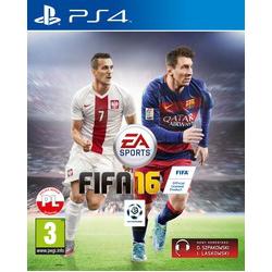 FIFA 16 [POL] (Używana) PS4