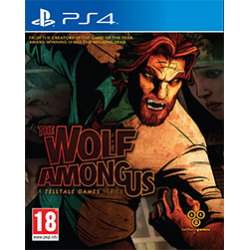 THE WOLF AMONG US  [ENG] (używana) (PS4)