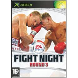 Fight Night Round 3 [ENG] (używana) (XBOX)