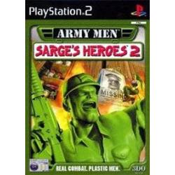 Army Men Sarge's Heroes 2 [ENG] (używana) (PS2)