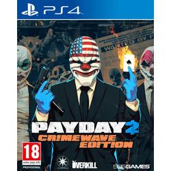 PAYDAY 2 [ENG] (używana) (PS4)