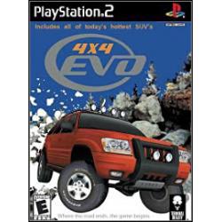 4x4 EVOLUTION [ENG] (używana) (PS2)