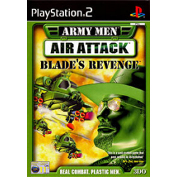 Army Men Air Attack - Blade's Revenge [ENG] (używana) (PS2)