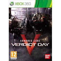 Armored Core Verdict Day [ENG] (Nowa) (X360)