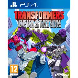 TRANSFORMERS DEVASTATION  [ENG] (nowa) (PS4)