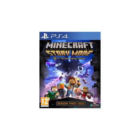 MINECRAFT STORY MODE [ENG] (nowa) PS4