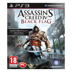 ASSASSIN'S  CREED IV BLACK FLAG  [POL]  (nowa) (PS3)