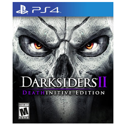 DARKSIDERS II DEATHINITIVE EDITION [ENG] (nowa) PS4