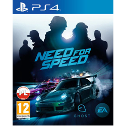 NEED FOR SPEED [POL] (używana) (PS4)