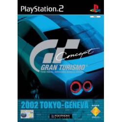 Gran Turismo 2002 Tokyo-Geneva [ENG] (używana) (PS2)