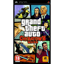 Grand Theft Auto Chinatown Wars [ENG] (nowa) (PSP)