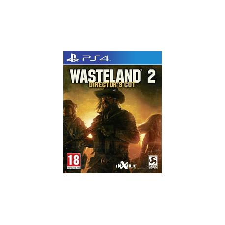 WASTELAND 2 DIRECTOR'S CUT  [POL] (używana) (PS4)