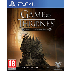 GAME OF THRONES A TELITALE GAMES SERIES  SEASON ONE [ENG] (nowa) PS4