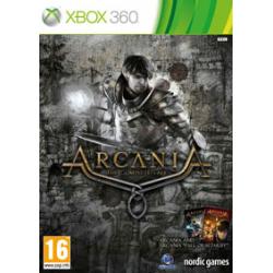 Arcania The Complete Tale [POL] (używana) (X360)