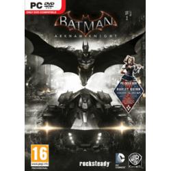 Batman Arkham Knight [POL] (nowa) (PC)
